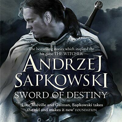Sword of Destiny Series: The Witcher Saga By: Andrzej Sapkowski (AUDIOBOOK)
