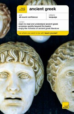 Teach Yourself Ancient Greek New Edition (Teach Yourself Complete Courses),Gavi