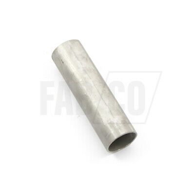 """FabCo Sch10 Nominal Bore 304 Stainless Steel Straight Pipe 2"""" Manifold"""