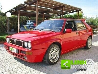 LANCIA Delta turbo HF integrale