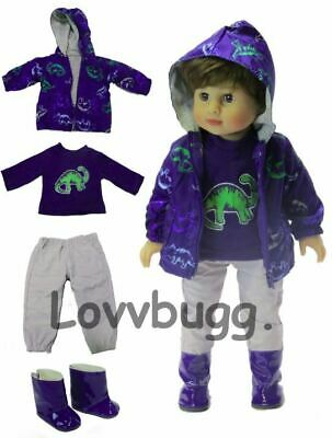 "Dressy Tuxedo Suit Set for American Girl Boy Logan 18/"" Doll Clothes by Lovvbugg!"