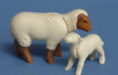 Playmobil Sheep /& Spring Lamb Animals for Farm Country Life NEW