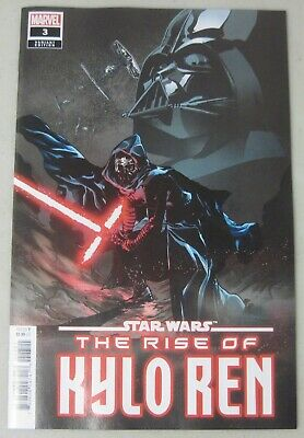 Star Wars The Rise Of Kylo Ren #3 Landini 1:25 Variant Edition Marvel Comics