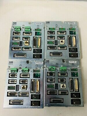 ABB 3HAC5689 DSQC 504 Lot Of 4 Connector Units Tested Works Used Fast Shipping