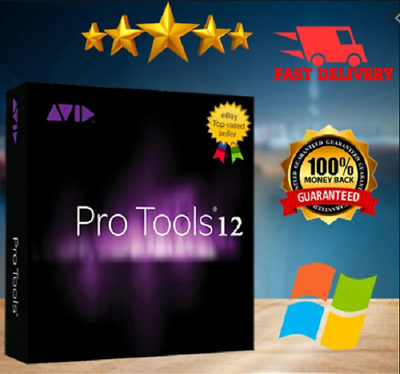 Avid Pro Tools HD v12.5 ⚡️ Full Version ✔ Multilingual 🔥 Instant Delivery 📩