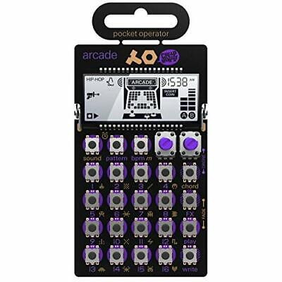 Teenage Engineering PO-20 arcade TE010AS020A Pocket Operator Sound Synthesizer