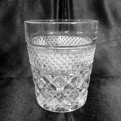 Wexford Tumbler Double Old Fashioned Rocks Clear Glass 14 oz Anchor Hocking