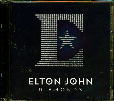 Elton John Diamonds The Ultimate Greatest Hits 2-disc CD NEW Your Song