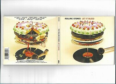 The Rolling Stones - Let It Bleed [Digipak] (SACD)