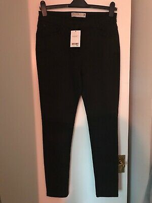 NEXT black soft touch skinny jeans. Size 14 Regular. BNWT. RRP £28