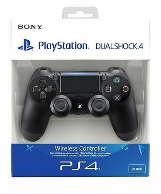 PlayStation 4 Dual Shock Wireless Bluetooth Gamepad Controller for PS4 Black