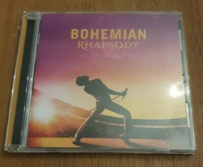 Bohemian Rhapsody (2018) Queen (Soundtrack) CD