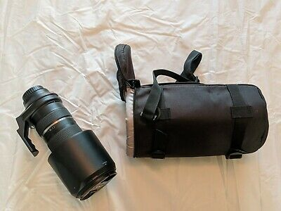 Tamron SP A011 150-600mm f/5-6.3 VC Di USD Lens For Canon