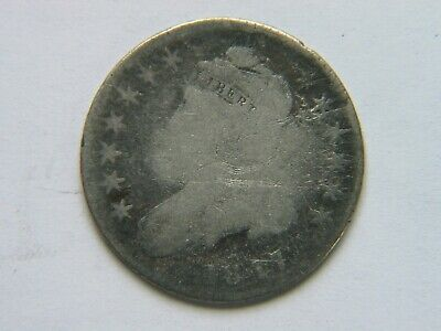 1817 Capped Bust Half Dollar Good Detail