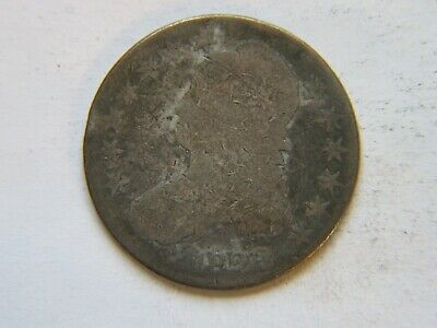 1822 Capped Bust Half Dollar Good Detail