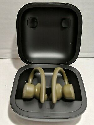 Beat by Dr. Dre MV712LL/A Powerbeats Pro-Totally Wireless Earphones MOSS Green