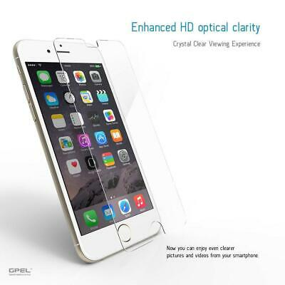 iPhone 6 / 6s Plus 5.5in Screen Protector GPEL Real Tempered Glass [HD CLEAR] ..