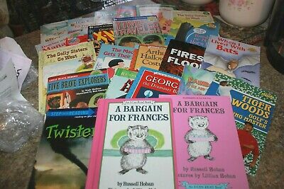 Children's Learn to Read Books Lot of 23 Mixed Beverly Clearly Magic Tree House