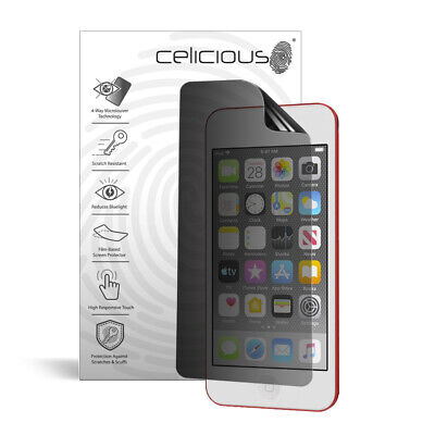 Celicious Privacy Plus Apple iPod Touch (2019) [360°] Anti-Spy Screen Protector