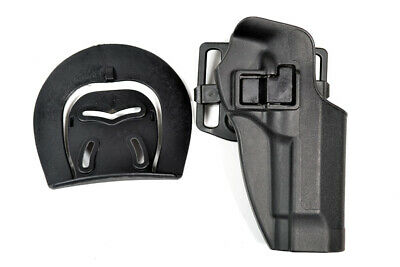 Black Tactical Molle Holster