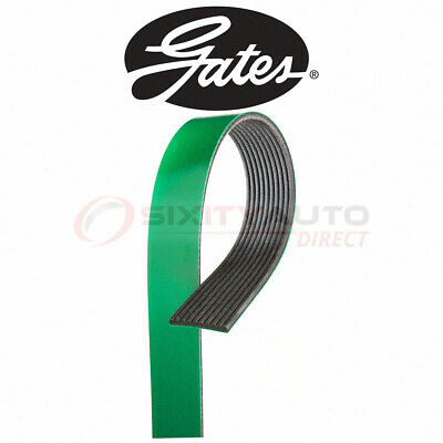 Gates K100607HD Serpentine Belt for 1687798C1 5100608 10PK1540 208299 208340 gc