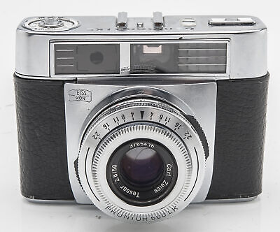 Zeiss Ikon Contessa LKE Sucherkamera - Carl Zeiss Tessar 2.8/50 50 mm 50mm