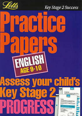 (Good)-OPKS2 Practice Papers: English 9-10: Age 9-10 (Key Stage 2 practice paper