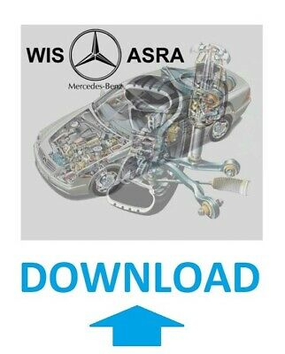 MERCEDES-BENZ / SMART EPC WIS ASRA 2018 Vorinstalliert - DOWNLOAD -