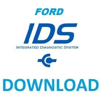 FORD IDS 112.04 Diagnosesoftware & Codierung/Kalibrierung - DOWNLOAD -