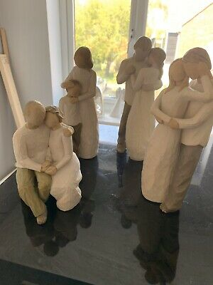 Willow Tree figurines Selection