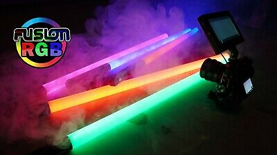 360% Rgb tube light www.fusionrgb.com