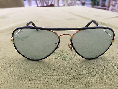 Vintage Ray-Ban Leathers Bausch & Lomb