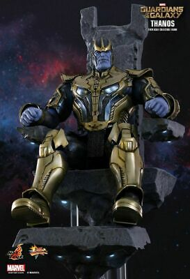 (Us) Hot Toys 1/6 Marvel Guardians Of The Galaxy Mms280 Thanos Action Figure