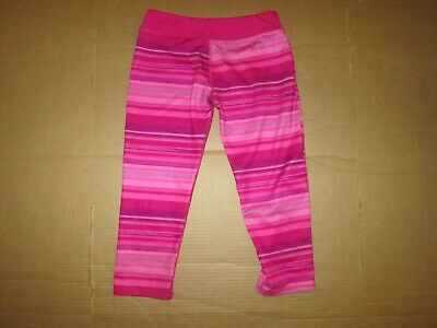 Girls UNDER ARMOUR HEAT GEAR fitted leggings pants sz L L YLG