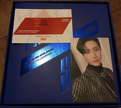ATEEZ TREASURE EPILOGUE : Action To Answer Album with Seonghwa Photocard Ver. Z