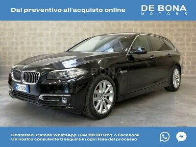 BMW Serie 5 525d touring xdrive Luxury auto E6