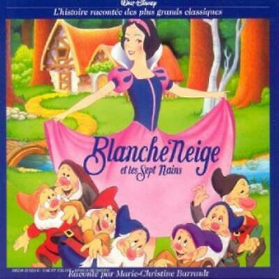 Marie-christine Barrault : Blanche Neige (Bof) (French Import) CD Amazing Value