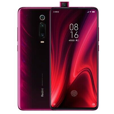 Xiaomi Mi 9T Pro 6+128GB Smartphone flame red, Dual-SIM, Android 9.0