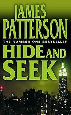 Hide and Seek, Patterson, James, Used; Good Book