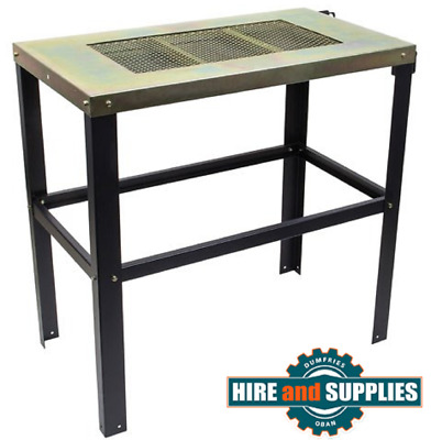 SIP 05709 Welding table bench ARC MIG TIG Welder Assembly Fabrication