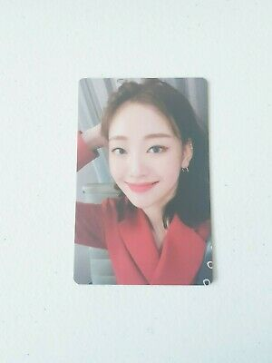 """MONTHLY GIRL LOONA Yves New Photocard - Official MD Showcase of LOONA """"#"""""""