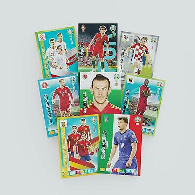 Panini UEFA Euro 2020 Adrenalyn XL Trading Cards Starter Pack Tin