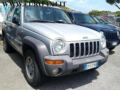 JEEP Cherokee 2.5 CRD Sport pelle gomme nuove