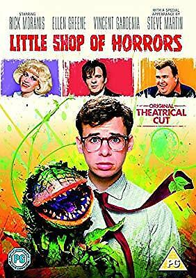 Little Shop of Horrors [DVD] [1986], , Used; Very Good DVD