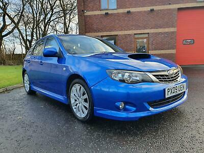 2009 Subaru Impreza 2.0D RC 5dr HATCHBACK Diesel Manual