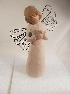 Willow Tree Figurine -Angel Of Healing - Unboxed