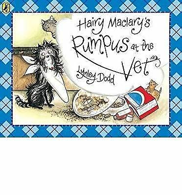 Hairy Maclarys Rumpus at the Vet, Dodd, Lynley, Used; Good Book