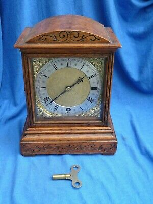 Winterhalder & Hofmeier Timepiece Clock Working