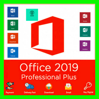 ✅Office 365 ProPlus 2019 Account Lifetime 5 Devices Pc/Mac/android Multilanguage