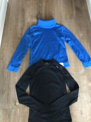 Wedze Thermal And Base Layer Ski Age 12 Years